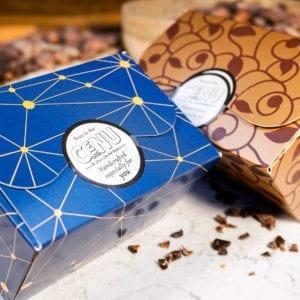 Selection Box Cenu Cacao | Dark chocolate Coffee Nibs