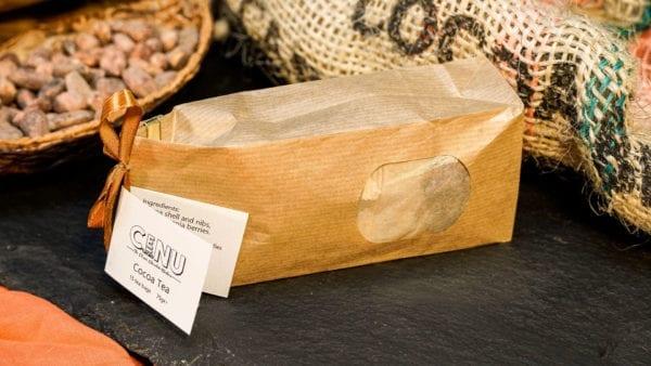 Cacao Tea | Cenu Cacao | Containing Organic Aronia Berries