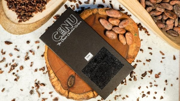 Dark Chocolate Bar   Cenu Cacao