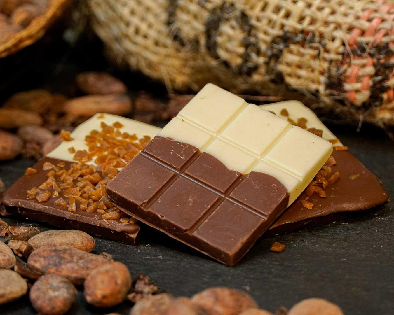 cenu-cacao-milk-white-salted-caramel Home, Creative, Artisan Chocolate, Corporate