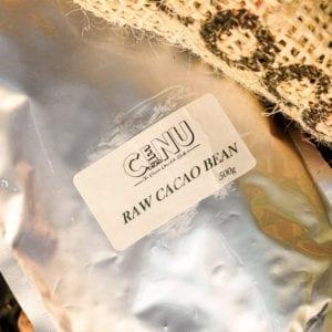 Organic Raw Cacao | Cenu Cacao - Royal Leamington Spa
