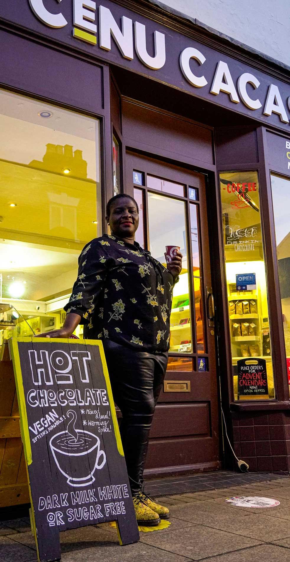 Cenu Cacao Shop- Rosemary