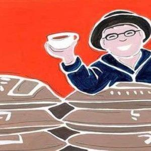 Cenu Blend Cafeteria , Cenu Cacao Dark Roast Strong Coffee